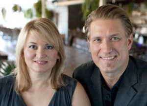 Joelle and Jack Ray, Samuel Cole Salon founders and master stylists
