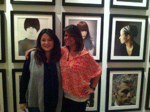 Carolyn Nord and Cara Harrison