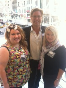Master Stylist, Sara Beard, with Owners, Jack & Joelle Ray