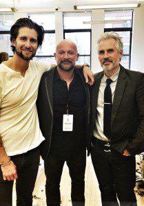 Samuel Cole Salon, Michael Knight, V76 by Vaughn education, Luxury Brand Partners